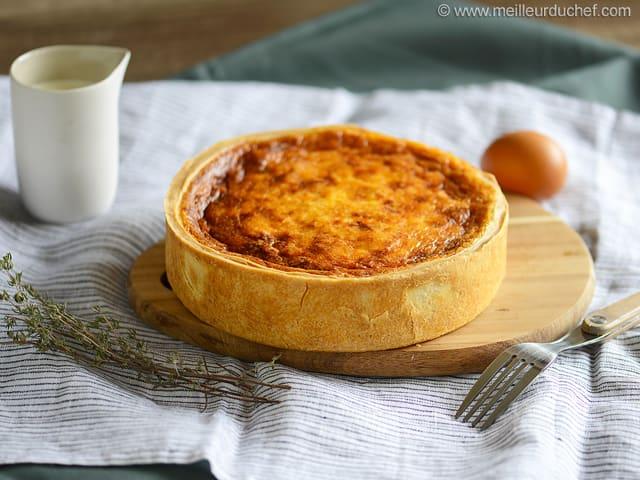 Quiche lorraine recipe with images meilleurduchef quiche lorraine forumfinder Gallery