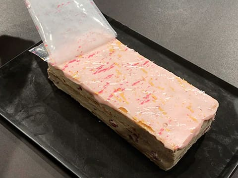 Raspberry Millefeuille - 104