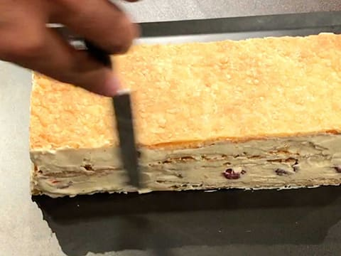 Raspberry Millefeuille - 87