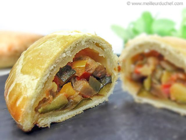 Ratatouille Turnovers