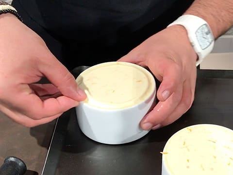 Orange & Grand Marnier Soufflé (gluten-free) - 27