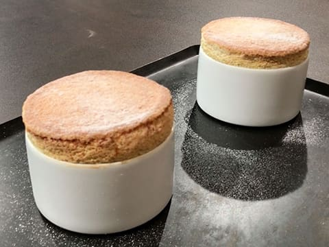 Orange & Grand Marnier Soufflé (gluten-free) - 32