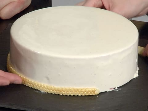 Strawberry & Coconut Entremets - 101