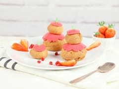 Strawberry Religieuses