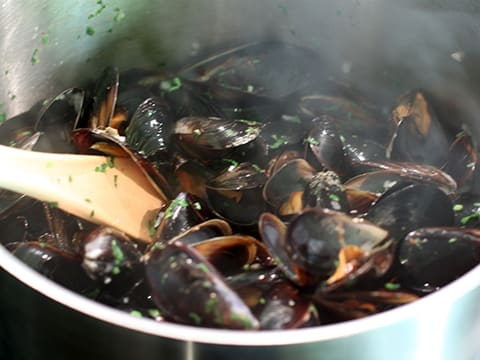Stuffed Mussels - 13