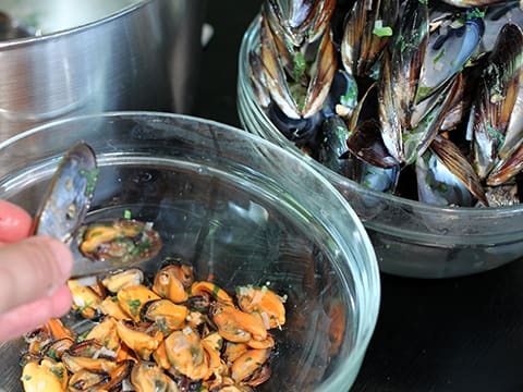 Stuffed Mussels - 14