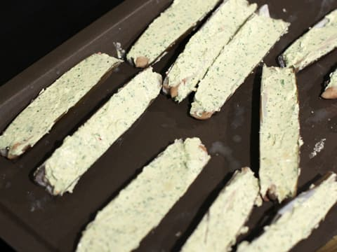 Stuffed Razor Clams with Flavoured Butter - 14