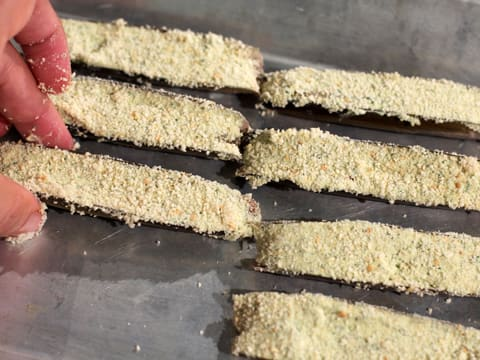 Stuffed Razor Clams with Flavoured Butter - 16