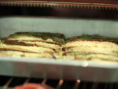 Stuffed Razor Clams with Flavoured Butter - 18