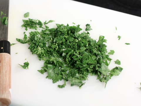 Stuffed Razor Clams with Flavoured Butter - 5