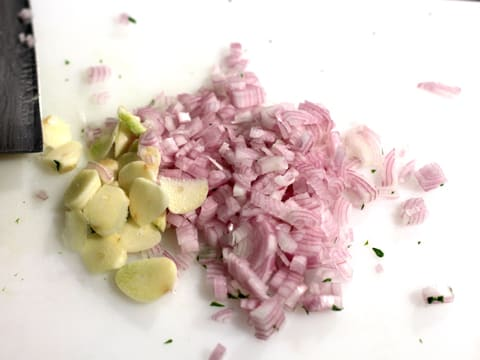 Stuffed Razor Clams with Flavoured Butter - 6