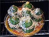Stuffed Round Courgettes - 19