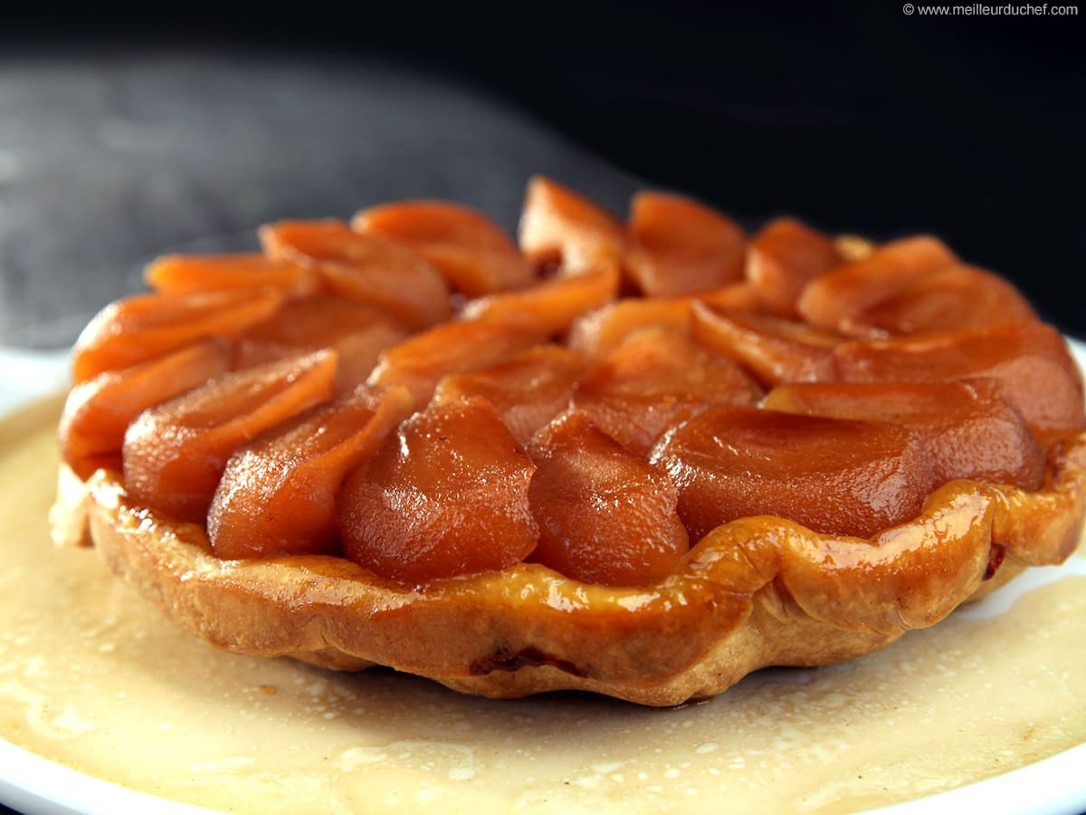 Classic French Tarte Aux Pommes Recipe