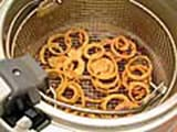 To Fry floured food - 7