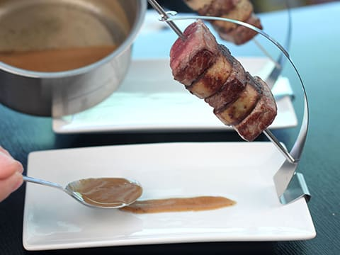 Classic Beef Tournedos Rossini - 26
