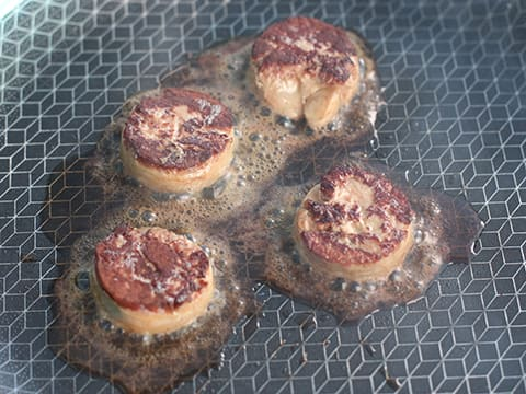 Classic Beef Tournedos Rossini - 6