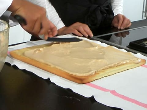 Traditional Bûche de Noël - 35