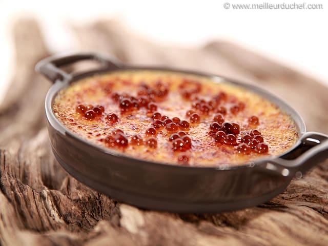 Gluten Free Creme Brulee Cake Recipe