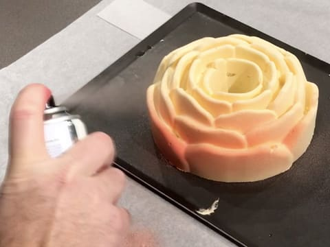 Valentine's Day Rose Cake - 84