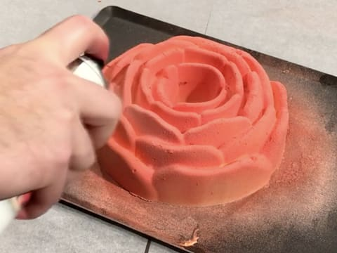 Valentine's Day Rose Cake - 86