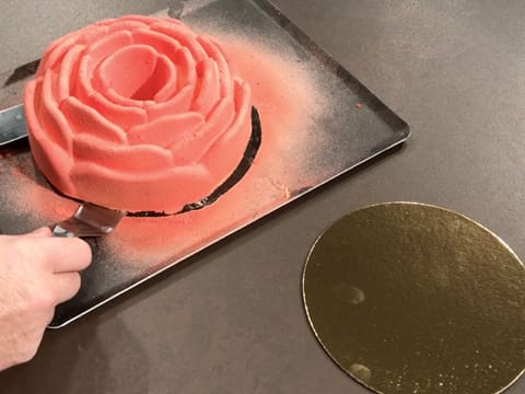 Valentine's Day Rose Cake - 88