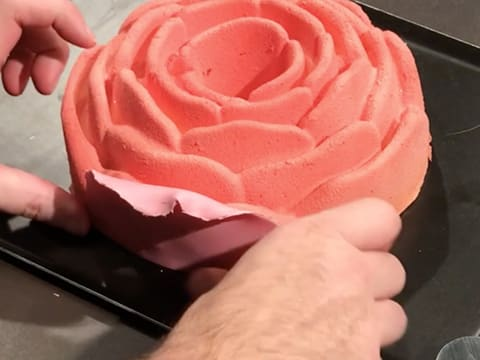 Valentine's Day Rose Cake - 94