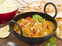 Veal or Lamb Curry