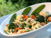 Vegetable Pasta Salad