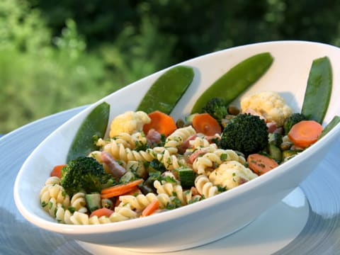 Vegetable Pasta Salad - 16