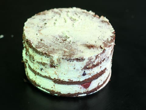 Black Forest Wedding Cake - 115