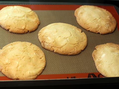 White Chocolate Cookies - 18
