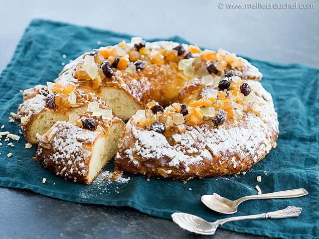 French Epiphany Cakes
