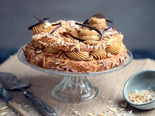 Paris-Brest Choux Puffs